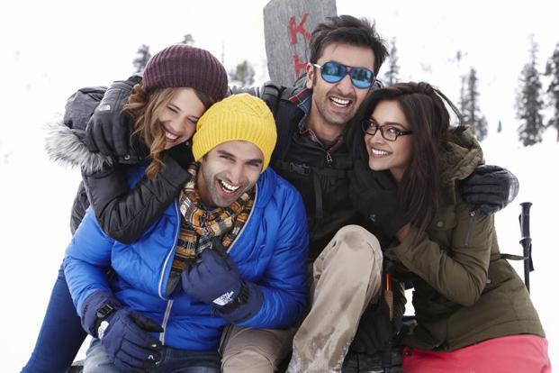 Film Review | Yeh Jawaani Hai Deewani - Livemint